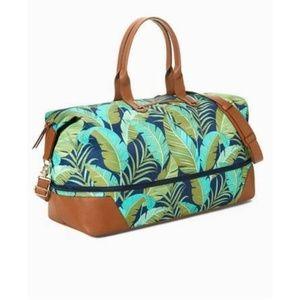 Stella & Dot Vacay Bag Botanical $159 retail NEW!